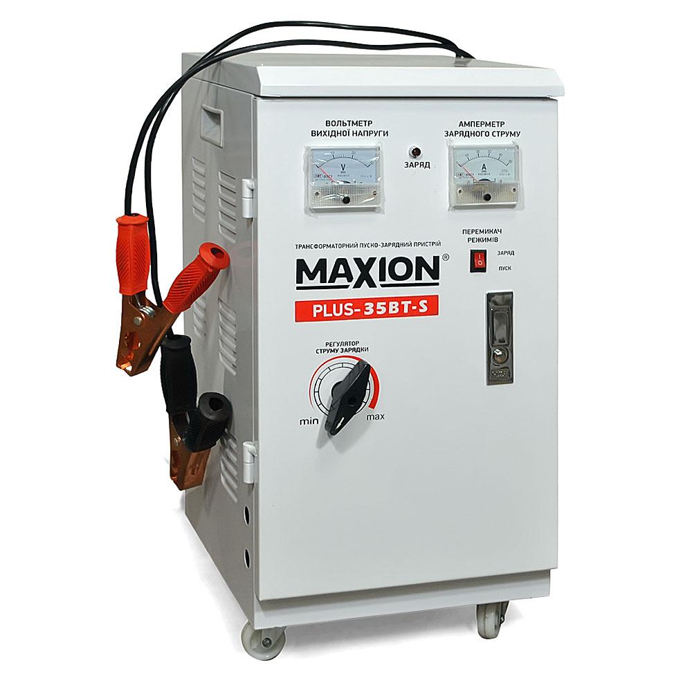 Трансформаторное зарядное устройство MAXION PLUS-35ВT-S