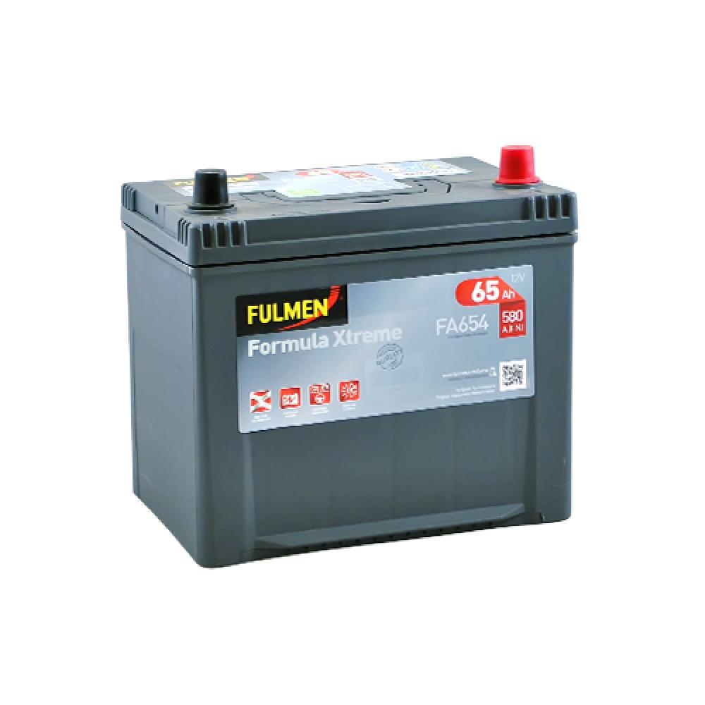 Автомобильный аккумулятор FULMEN Formula Xtreme Asia 65Ah 580A R+