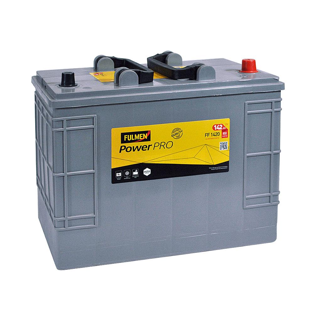Автомобильный аккумулятор FULMEN Power PRO 142Ah 850A R+
