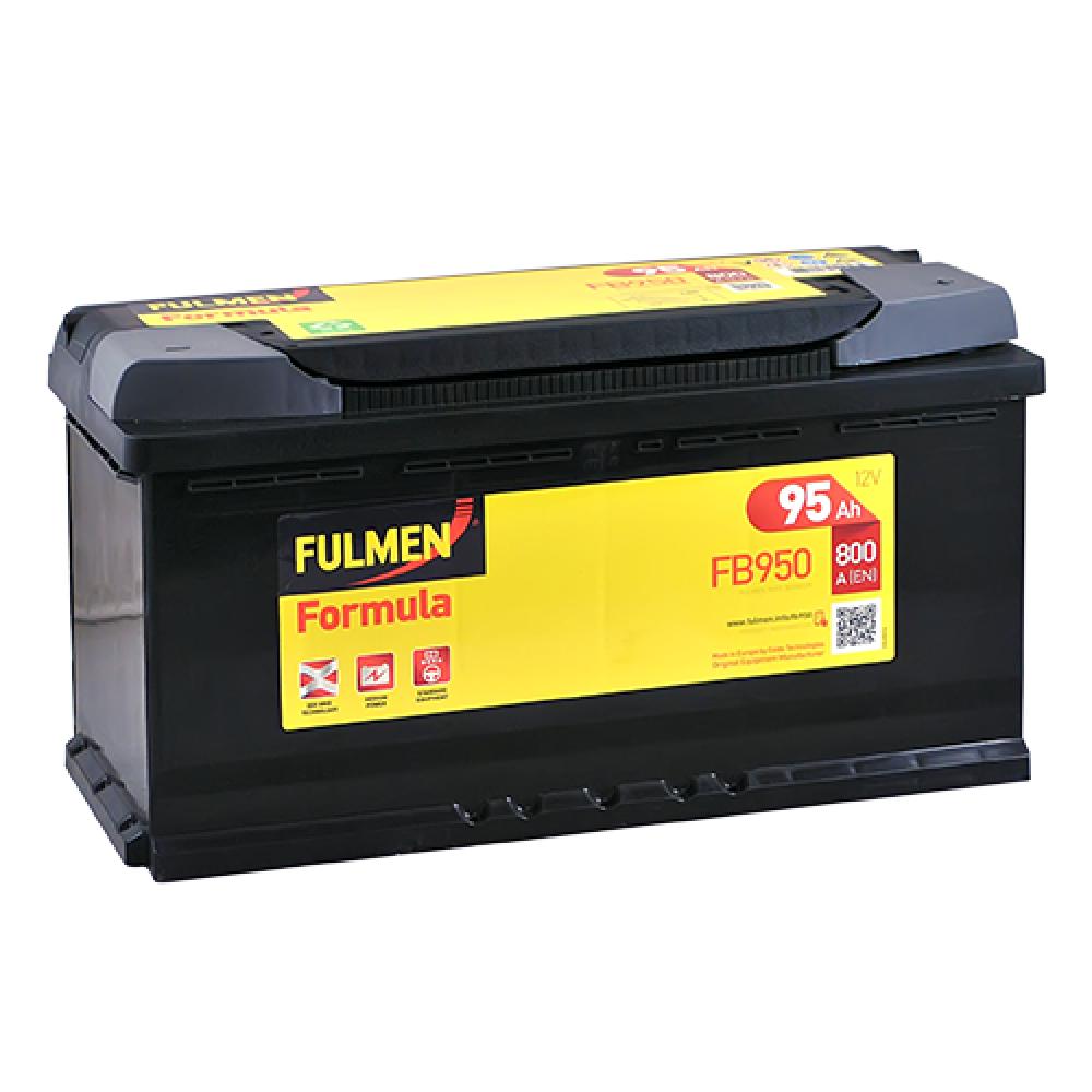 Автомобильный аккумулятор FULMEN Formula 95Ah 800A R+