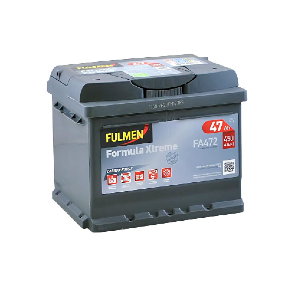 Автомобильный аккумулятор FULMEN Formula Xtreme 47Ah 450A R+