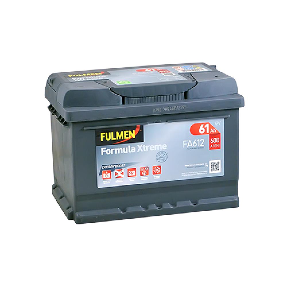 Автомобильный аккумулятор FULMEN Formula Xtreme 61Ah 600A R+