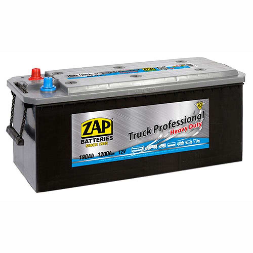 Автомобильный аккумулятор ZAP Truck Freeway 6СТ-190Aз 1200A L (690 13)